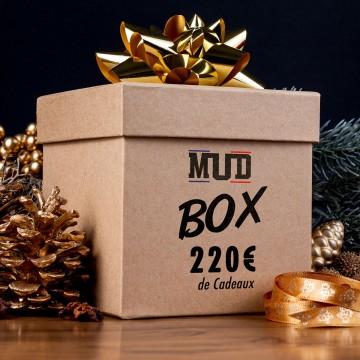 MUD Box Or pour Femme