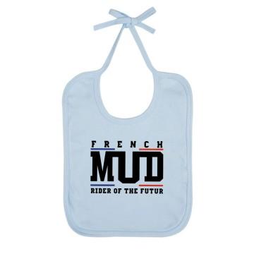 "Bavoir Bio ""French Mud Officiel"""