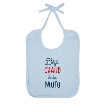 """BAVOIR """"DEJA CHAUD DE LA MOTO"""" BIO"""
