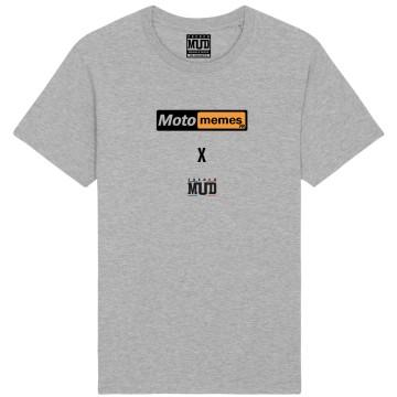 Tshirt French MUD X Moto Memes
