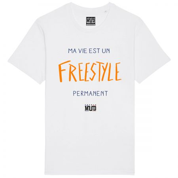 "Tshirt ""Freestyle permanent"""