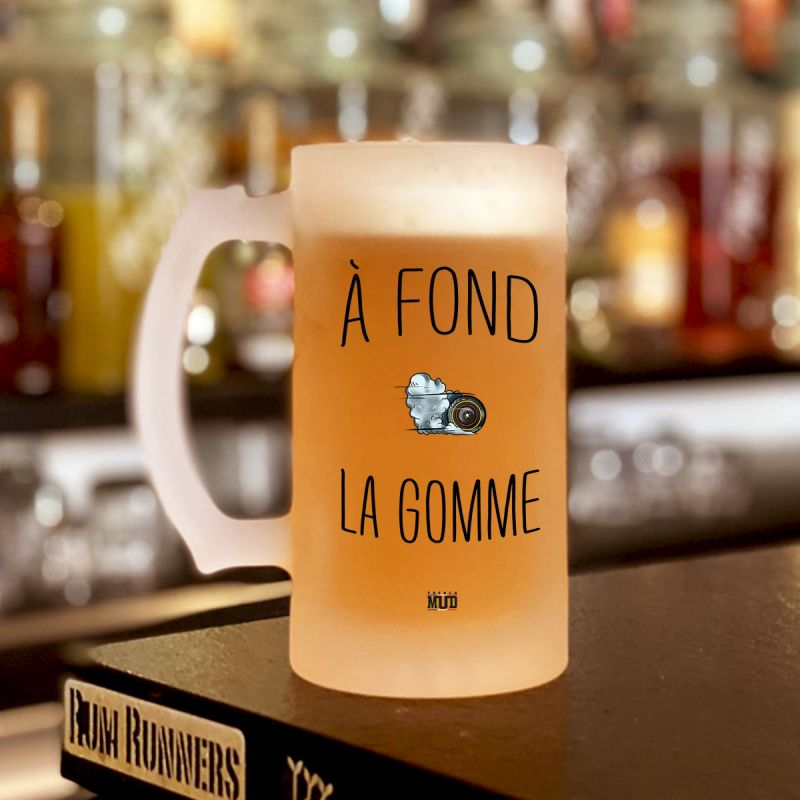 "Chope ""A fond la Gomme"""