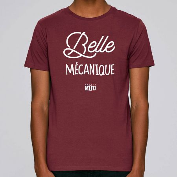 """Tshirt """"Belle Mecanique"""""""