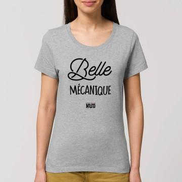 """Tshirt """"Belle Mecanique"""" Femme"""