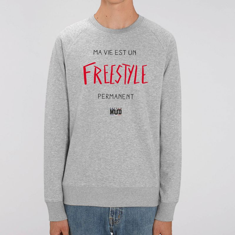 "Sweat ""Freestyle permanent"""