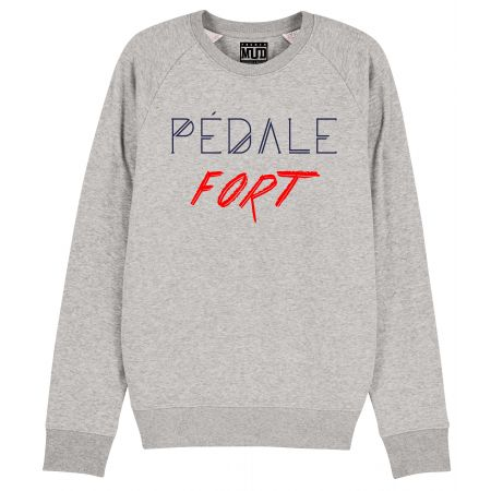 """SWEAT """"PEDALE FORT"""" Homme"""
