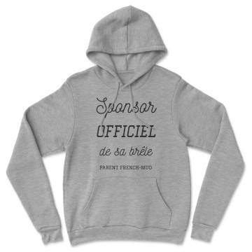 "HOODIE ""SPONSOR OFFICIEL DE SA BRELE"" Homme"
