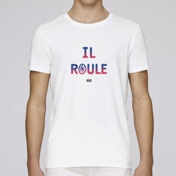 "TSHIRT ""IL ROULE"" Homme"