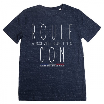Tshirt Roule Con