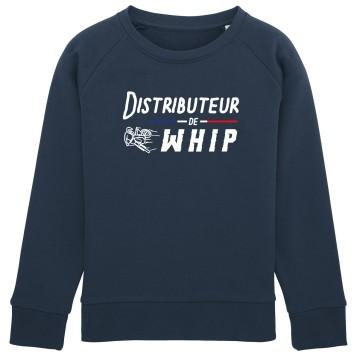 Sweat Enfant Distributeur de Whip