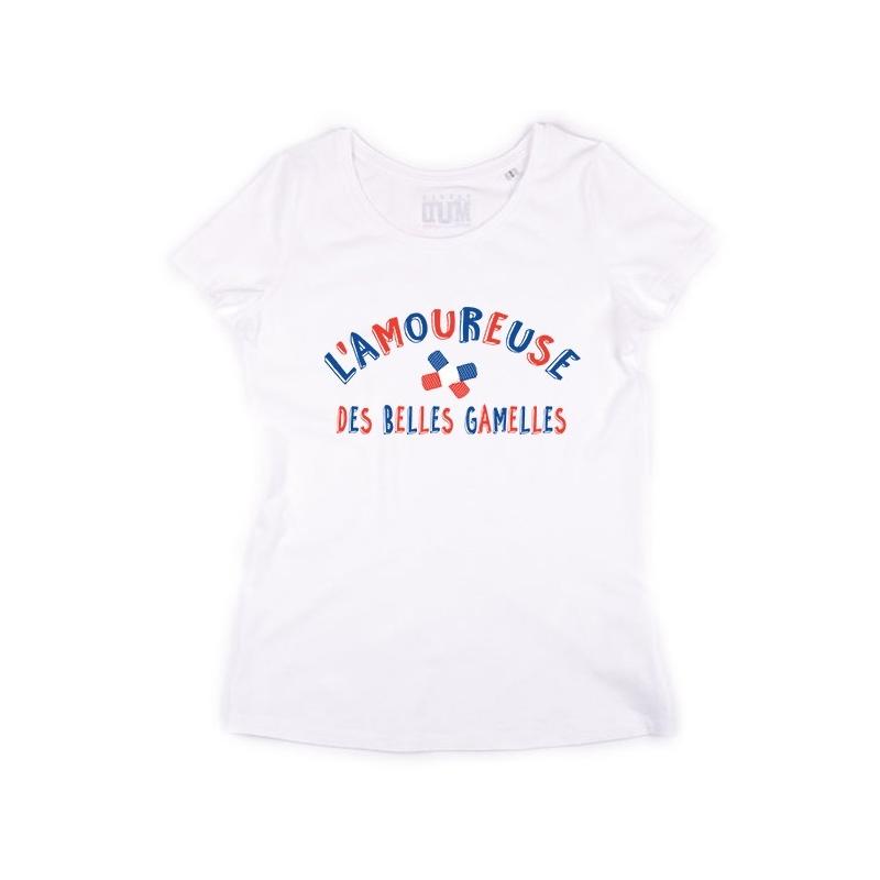Tshirt L'Amoureuse des Gamelles