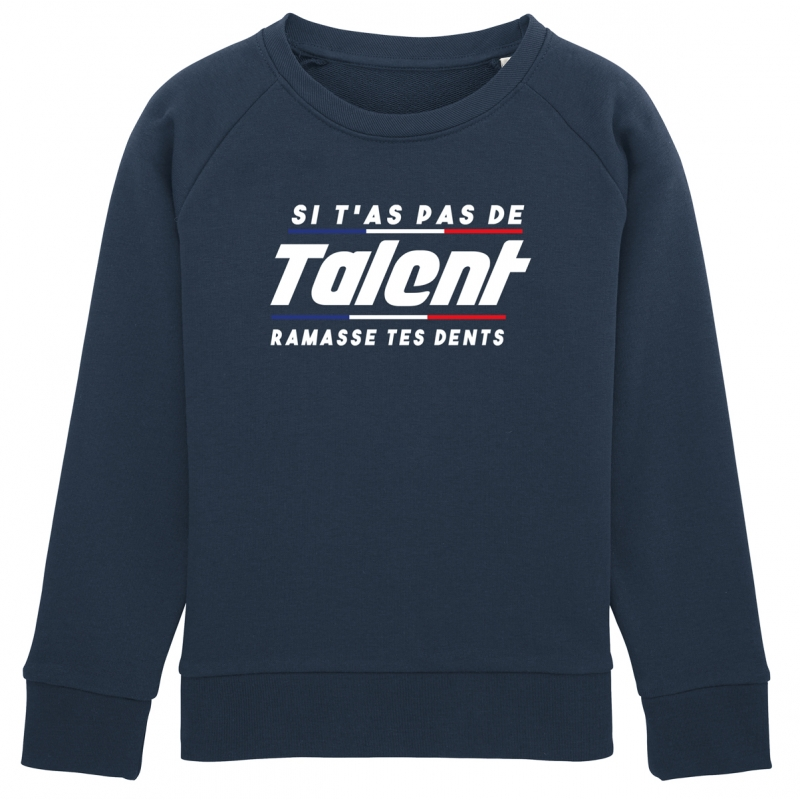 Sweat Enfant Talent