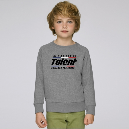 Sweat Enfant Talent