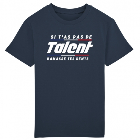 Tshirt Enfant Talent