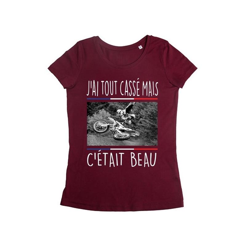 Tshirt J'ai Tout Cassé