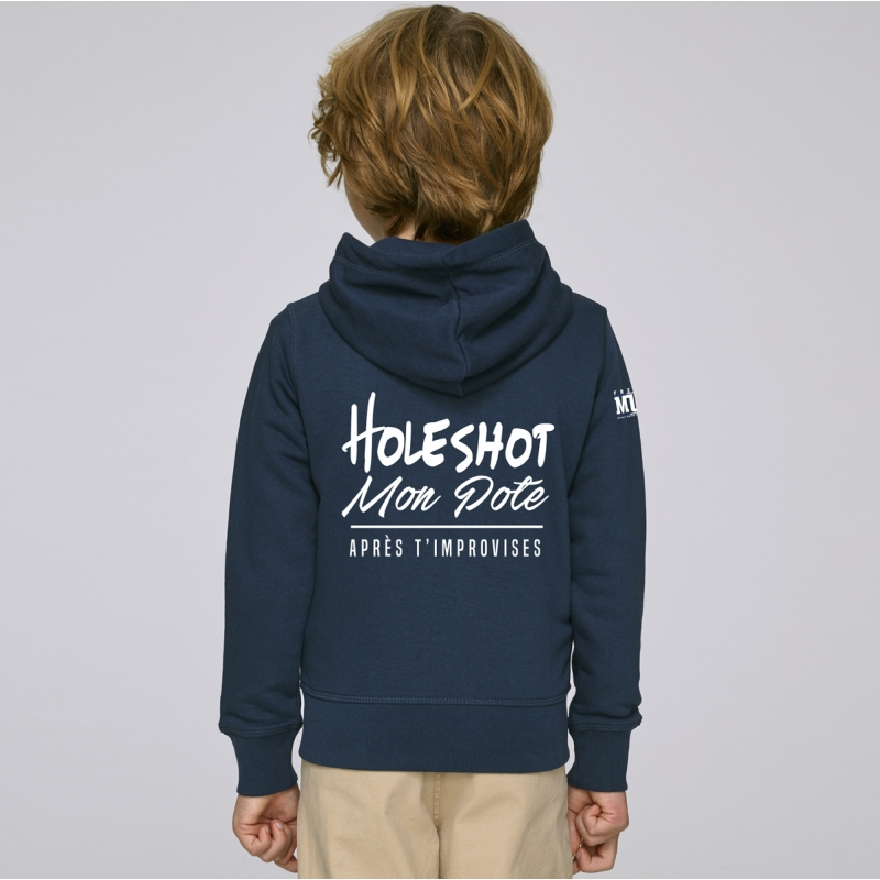 Veste Zippee enfant Holeshot