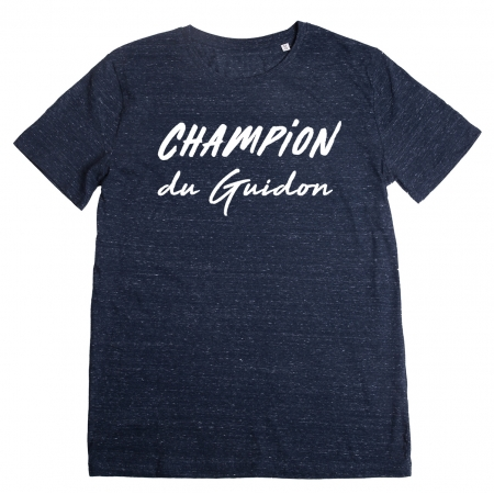 Tshirt Champion du Guidon