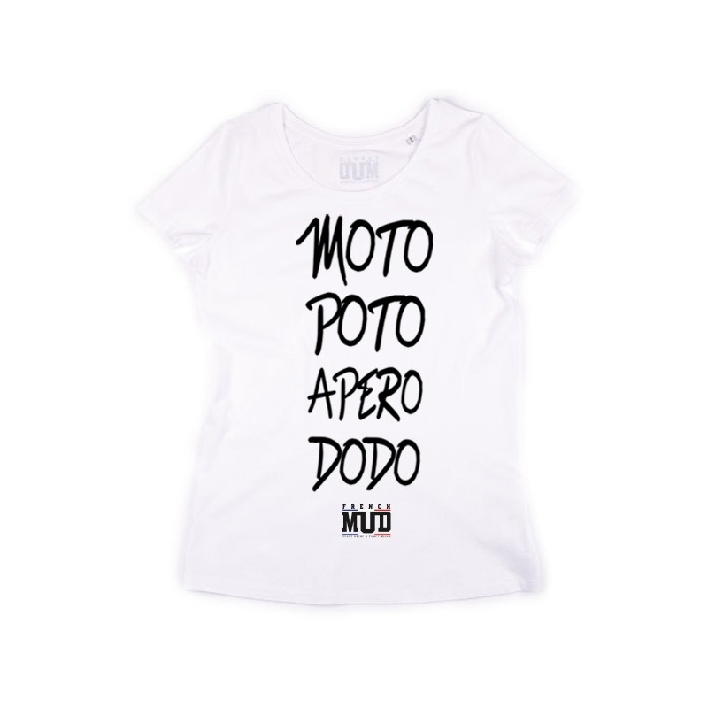 Tshirt Moto Poto Apero