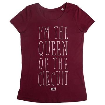 Tshirt Queen of the Circuit