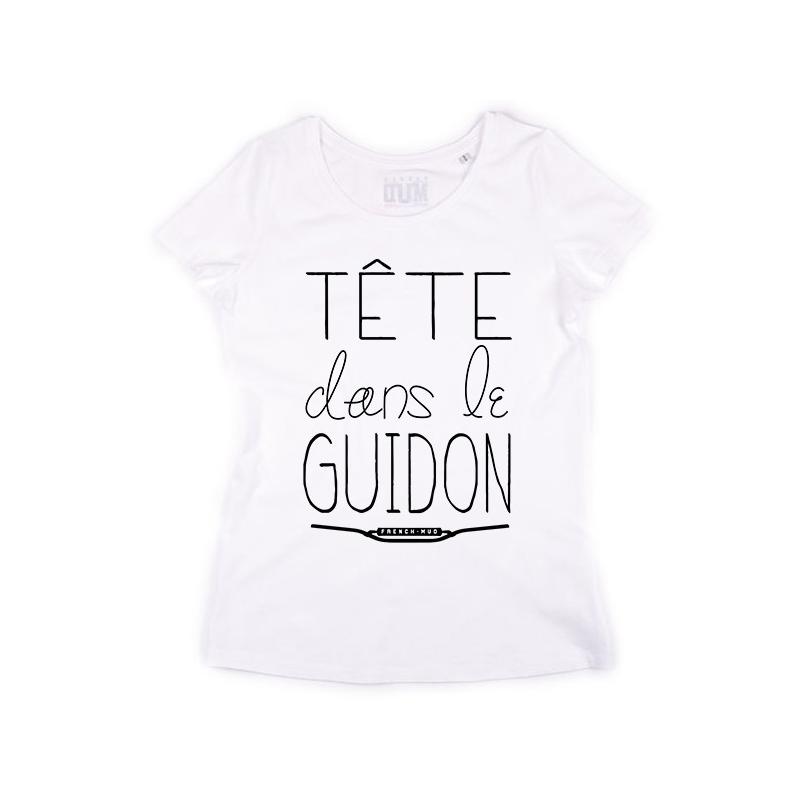 Tshirt Tête dans le Guidon