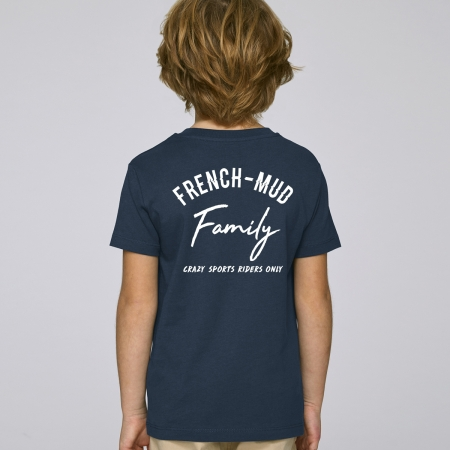 Tshirt Enfant French-Mud Family