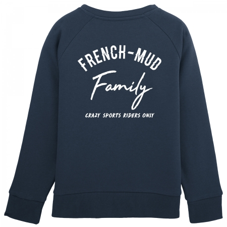 Sweat Enfant French-Mud Family