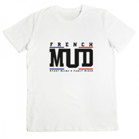Tshirt French-Mud Officiel enfant
