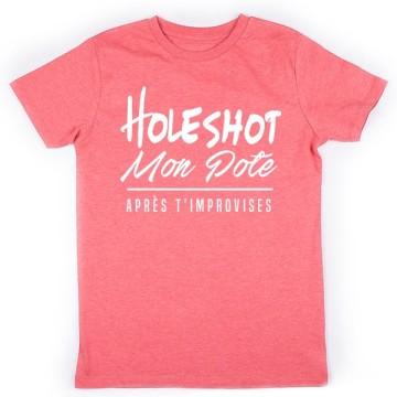 Tshirt Holeshot enfant