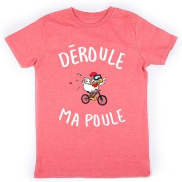 Tshirt Déroule ma Poule