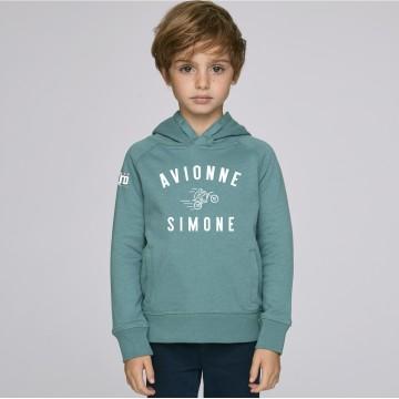 Hoodie Enfant Avionne Simone