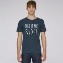 Tshirt Shut Up and Ride