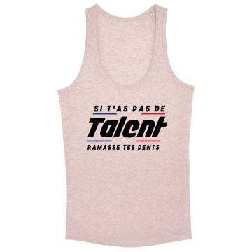 Debardeur Femme Talent
