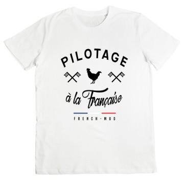 Tshirt Pilotage à la Française Enfant