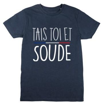 Tshirt Tais toi et Soude Enfant