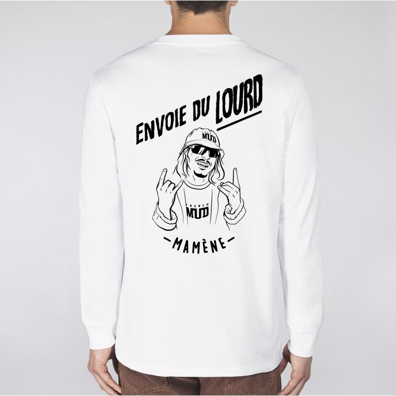 T-Shirt M.L. Envoie du lourd