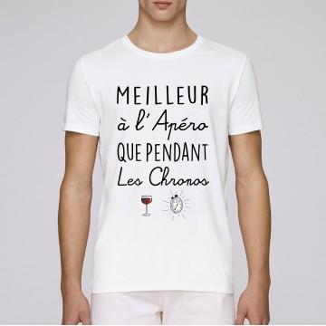 T-Shirt Meilleur à l'apéro
