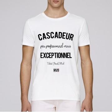 T-Shirt Cascadeur exceptionnel
