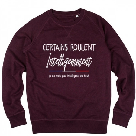 Sweat Certains Roulent Intelligemment