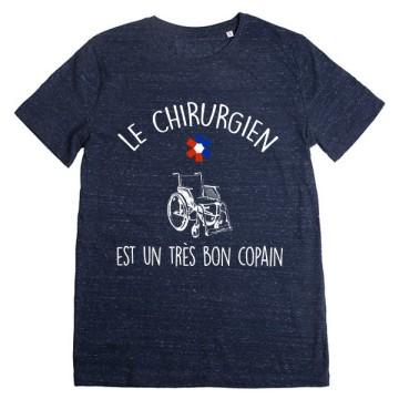 Tshirt Chirurgien Bon Copain