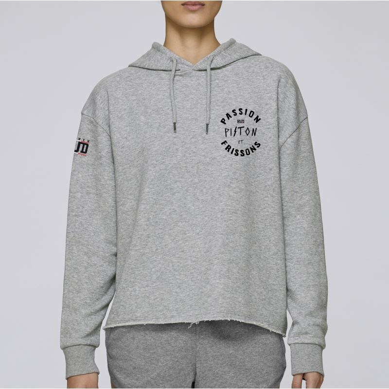 Hoodie Court Passion Pistons