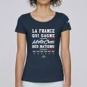 T-Shirt Femme MX des Nations 2018