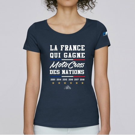 T-Shirt Femme MX des Nations 2018