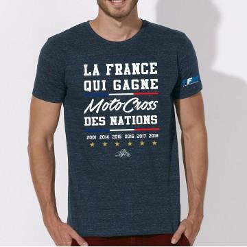 Tshirt La France MXDN