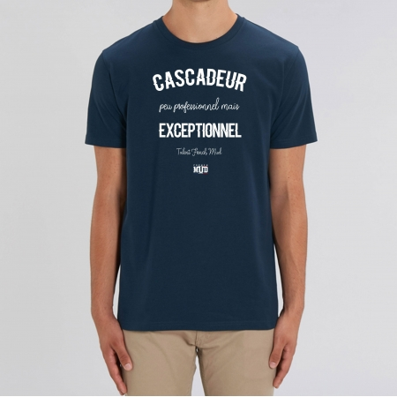 TSHIRT Unisexe CASCADEUR EXCEPTIONNEL