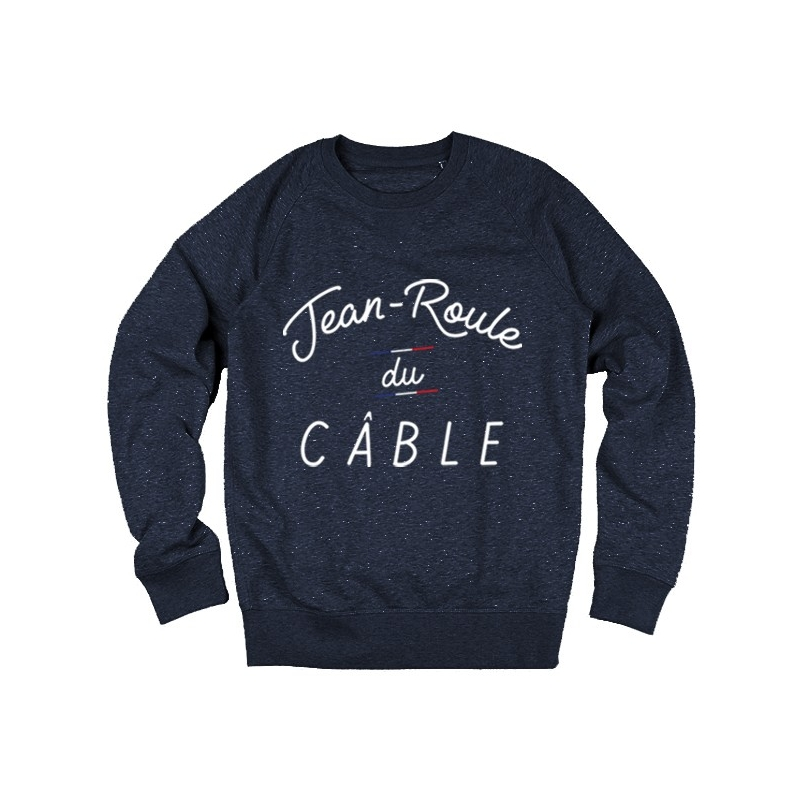 Sweat Jean-Roule Du Cable