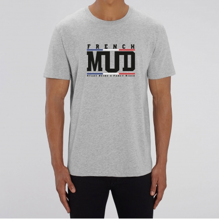 """TSHIRT """"FRENCH MUD OFFICIEL"""" Homme"""