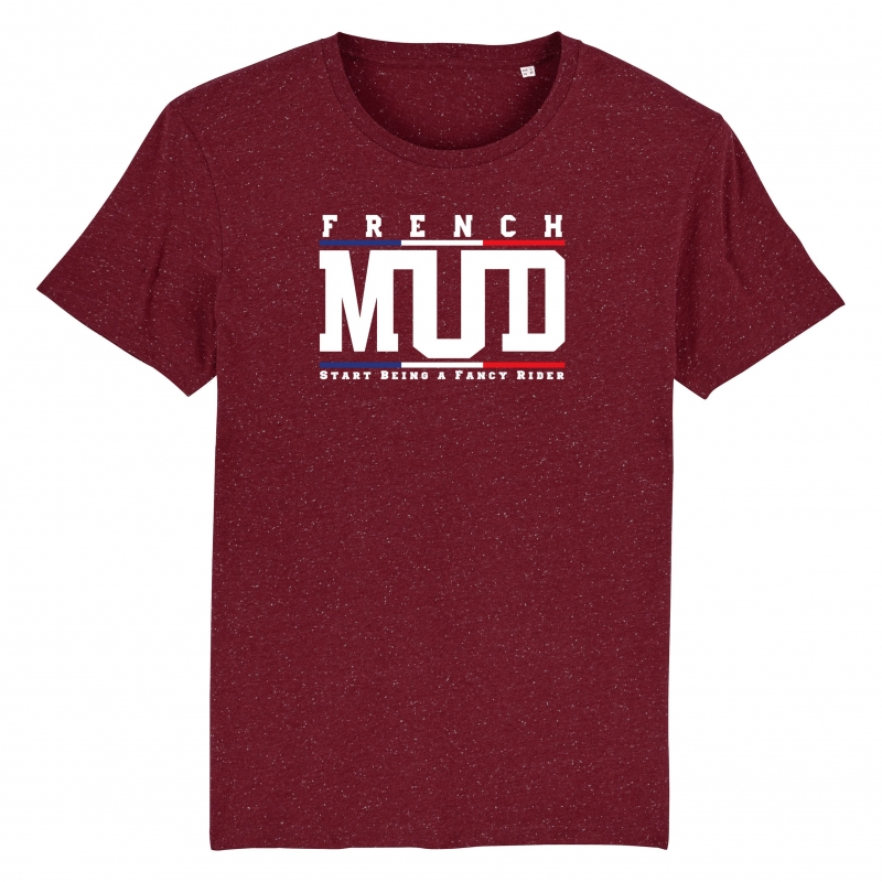 TSHIRT Unisexe FRENCH MUD OFFICIEL