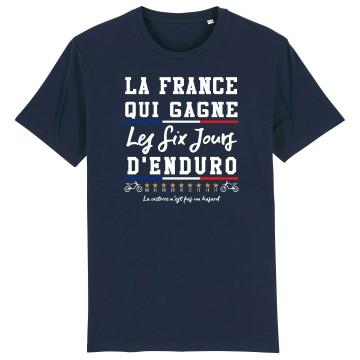 TSHIRT Unisexe LA FRANCE QUI GAGNE ISDE