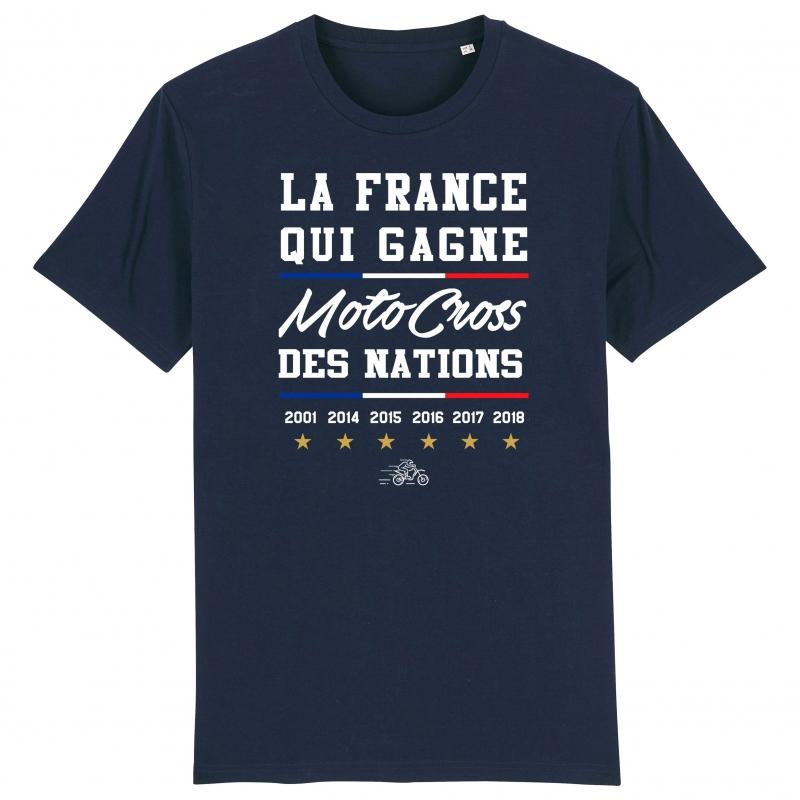 TSHIRT Unisexe LA FRANCE QUI GAGNE MXDN