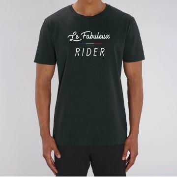 "TSHIRT ""LE FABULEUX RIDER"" Homme"